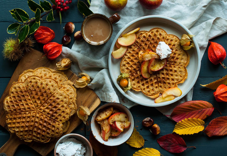 buttermilk-spiced-pumpkin-waffles-7