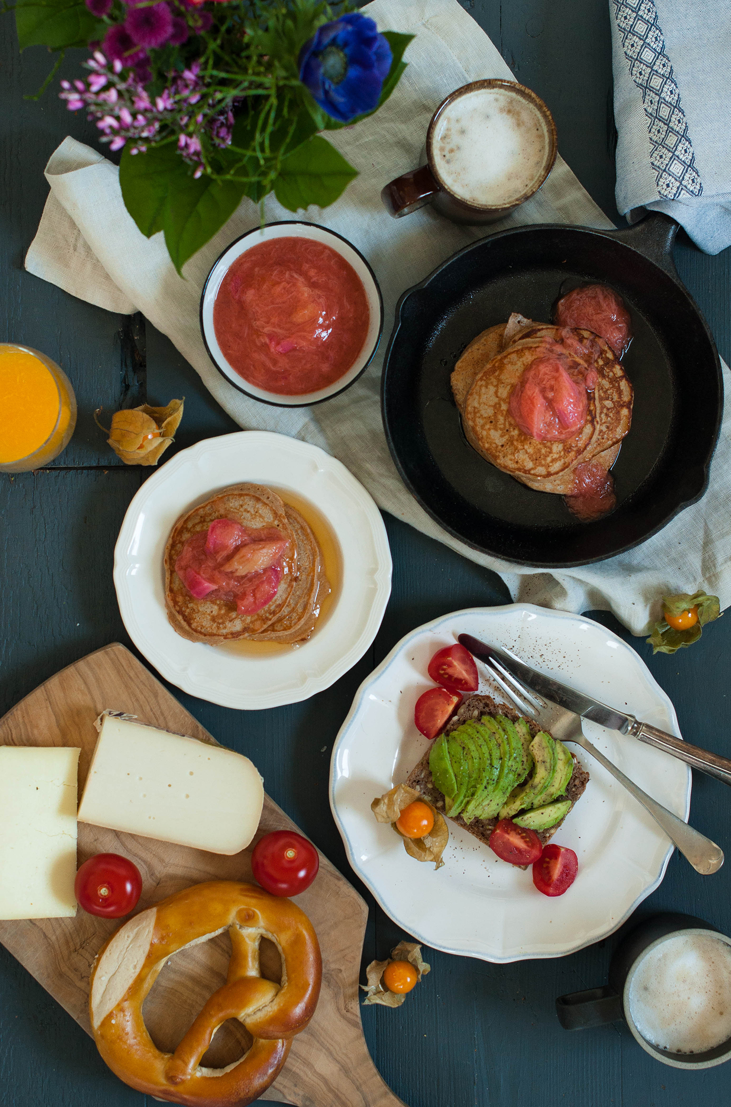Rhubarb-orange-compote-pancakeslea-lou-3