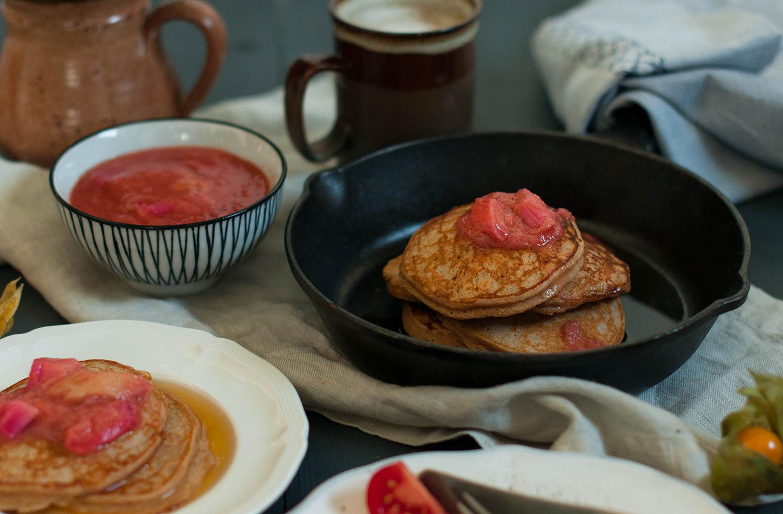 rhubarb-orange-compote-pancakes-lea-lou
