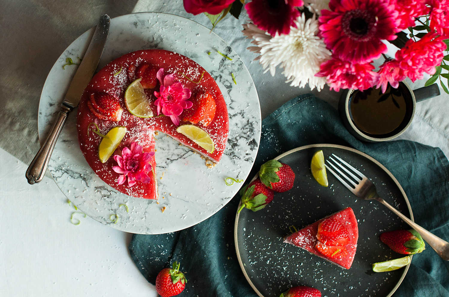 Glutenfree-raw-vegan-strawberry-lime-tart-lea-lou-7