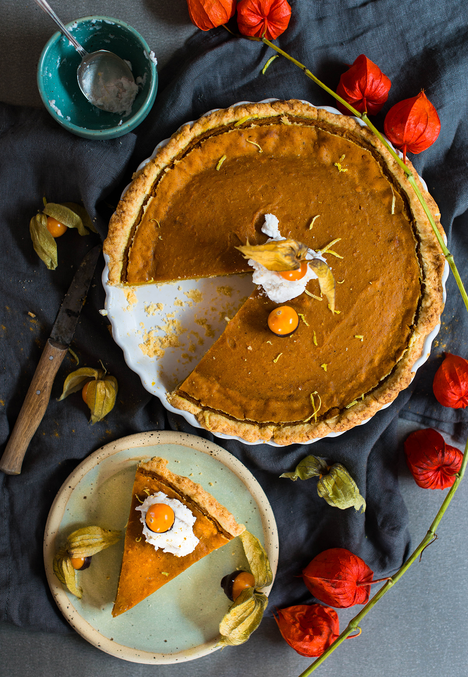 Vegan-pumpkin-pie-lea-lou-veganz-5