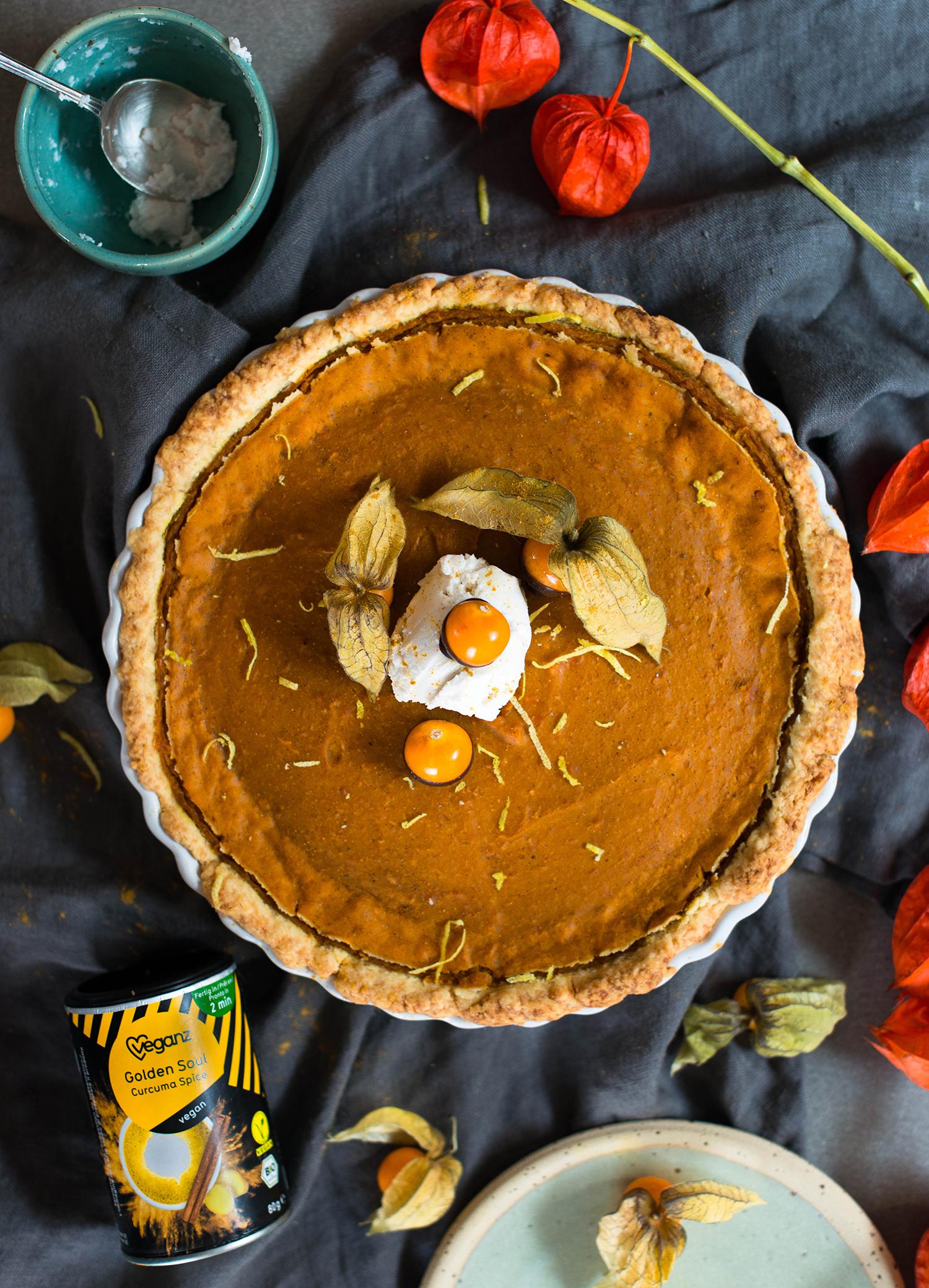 Vegan-pumpkin-pie-lea-lou-veganz-6