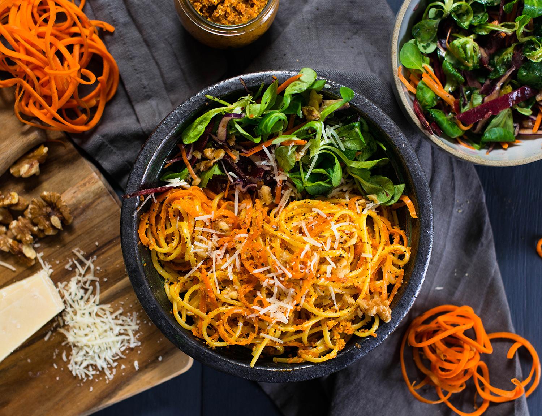 Florette-Pasta-Carrot-Pesto-Lea-Lou-3