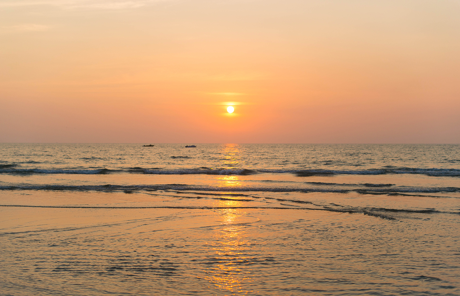 Goa-India-Yoga-Teacher-Training-Sunset-1