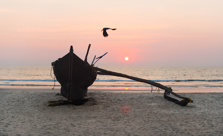 Goa-India-Yoga-Teacher-Training-Sunset-4