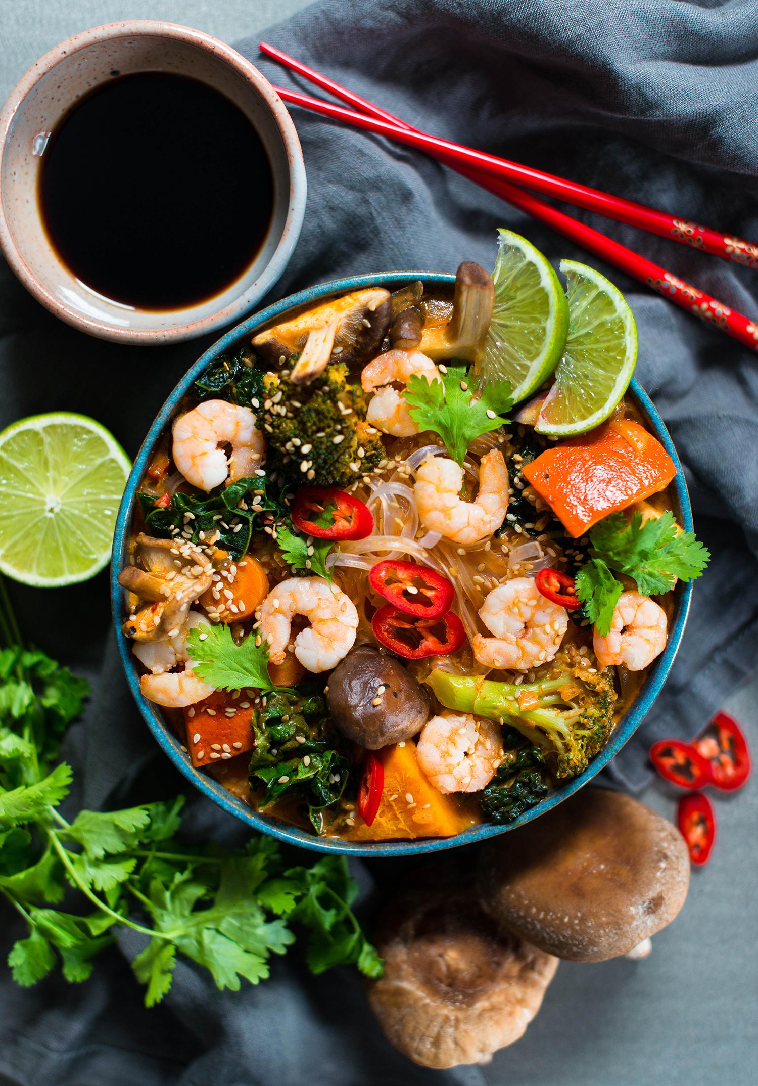 Quick-thai-coconut-soup-lea-lou-4