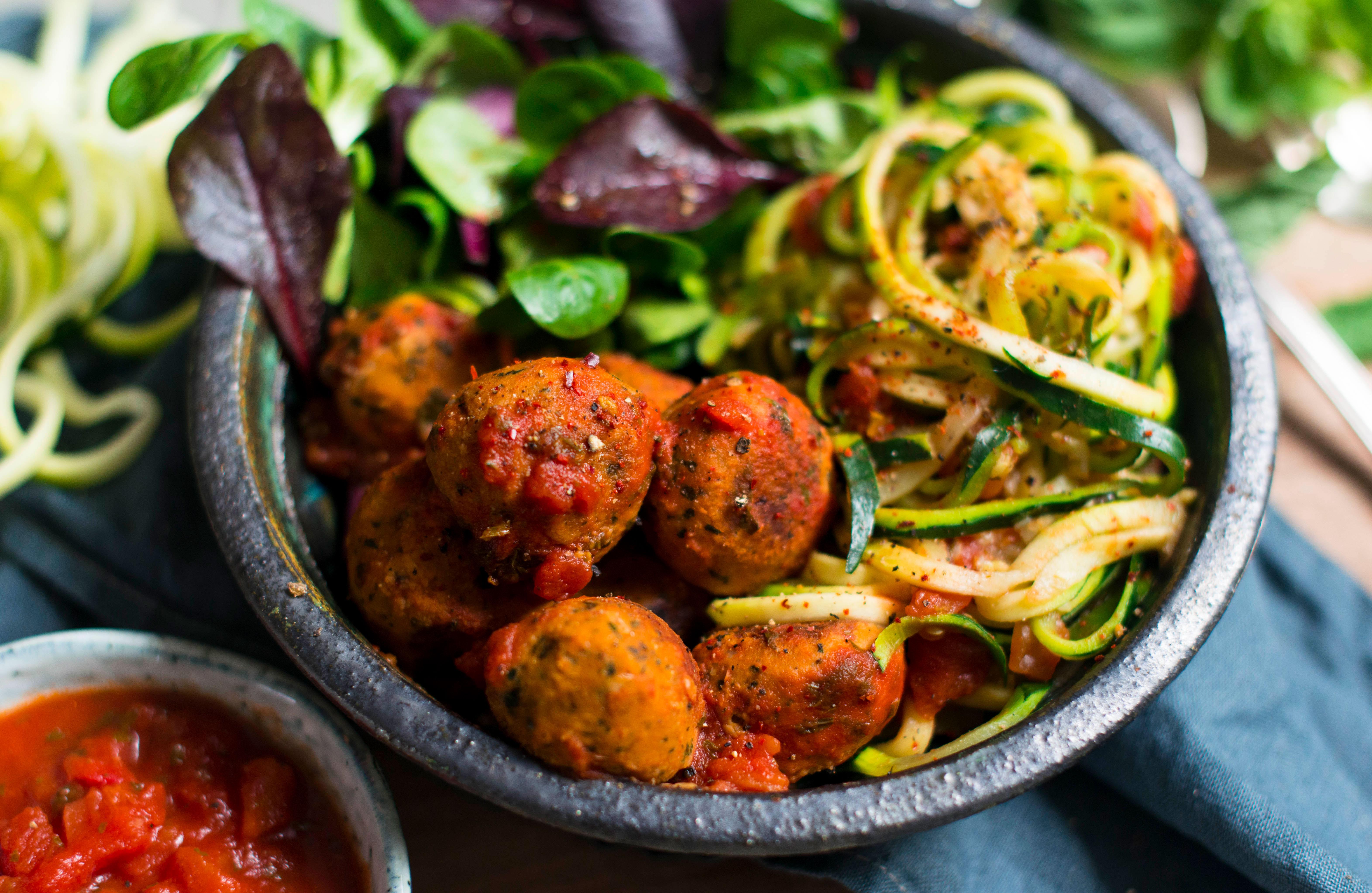 Courgetti-vegan-meat-balls-Florette-Lea-Lou-2