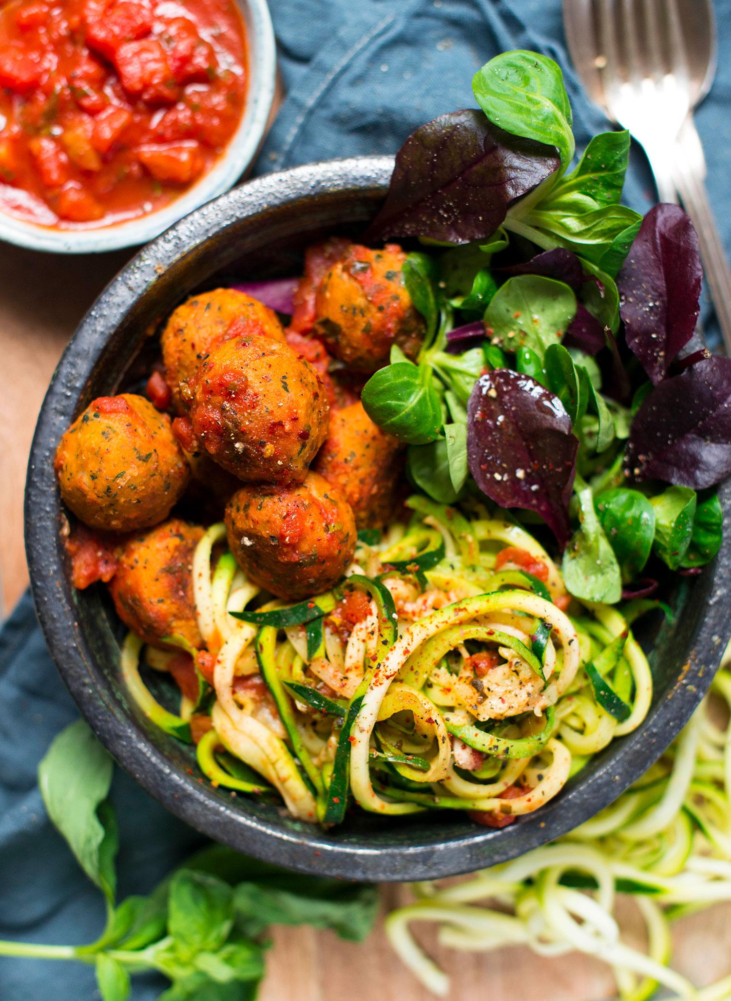 Courgetti-vegan-meat-balls-Florette-Lea-Lou-3