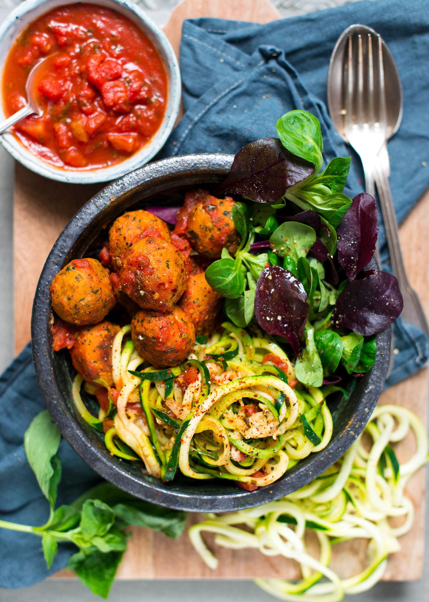 Courgetti-vegan-meat-balls-Florette-Lea-Lou-4