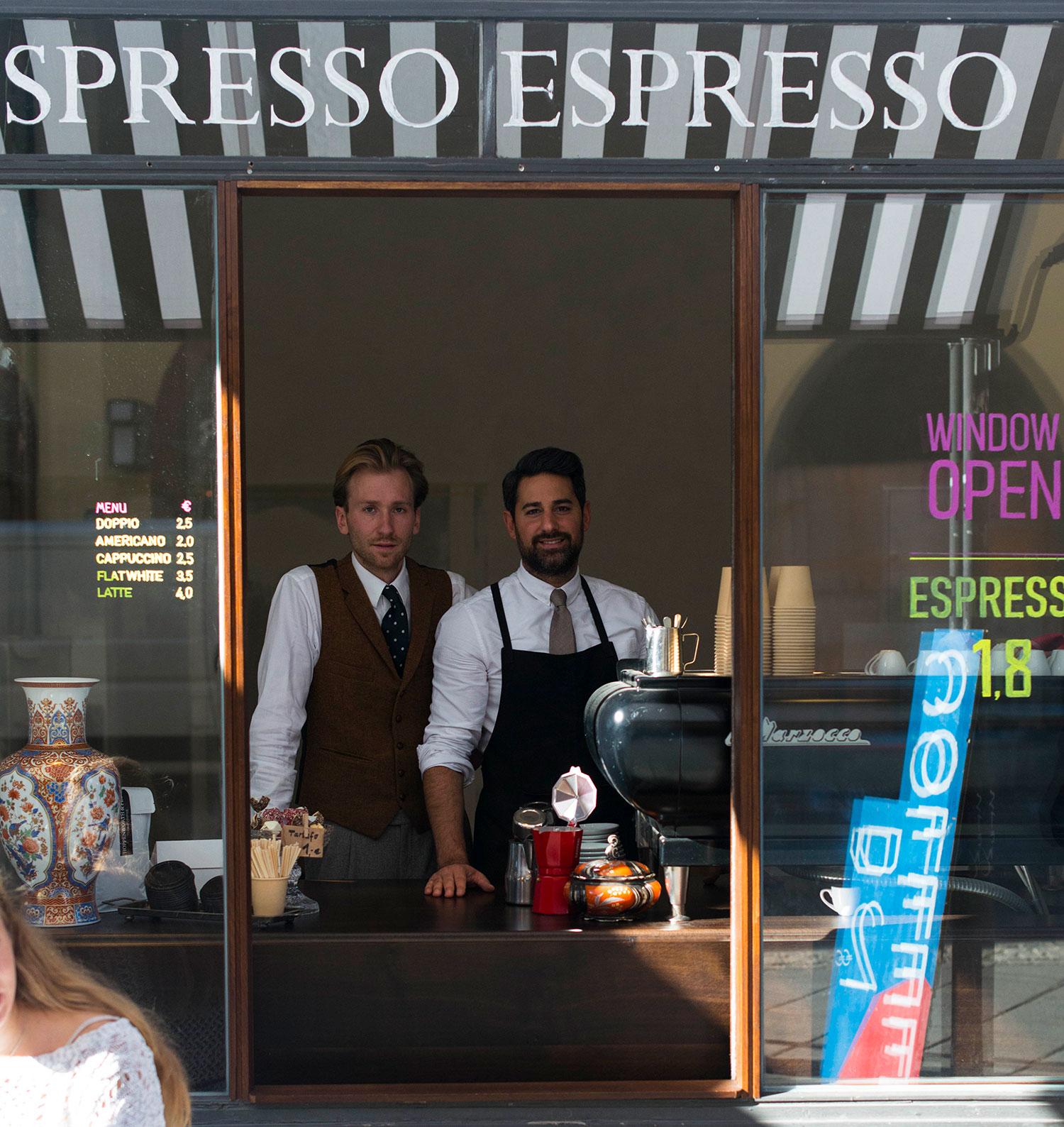 EspressoEspresso-Team