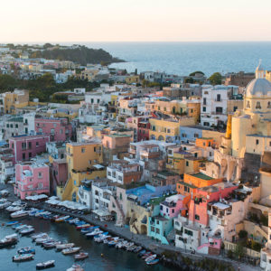 Ciao bella Italia: Ein Trip nach Neapel und Procida