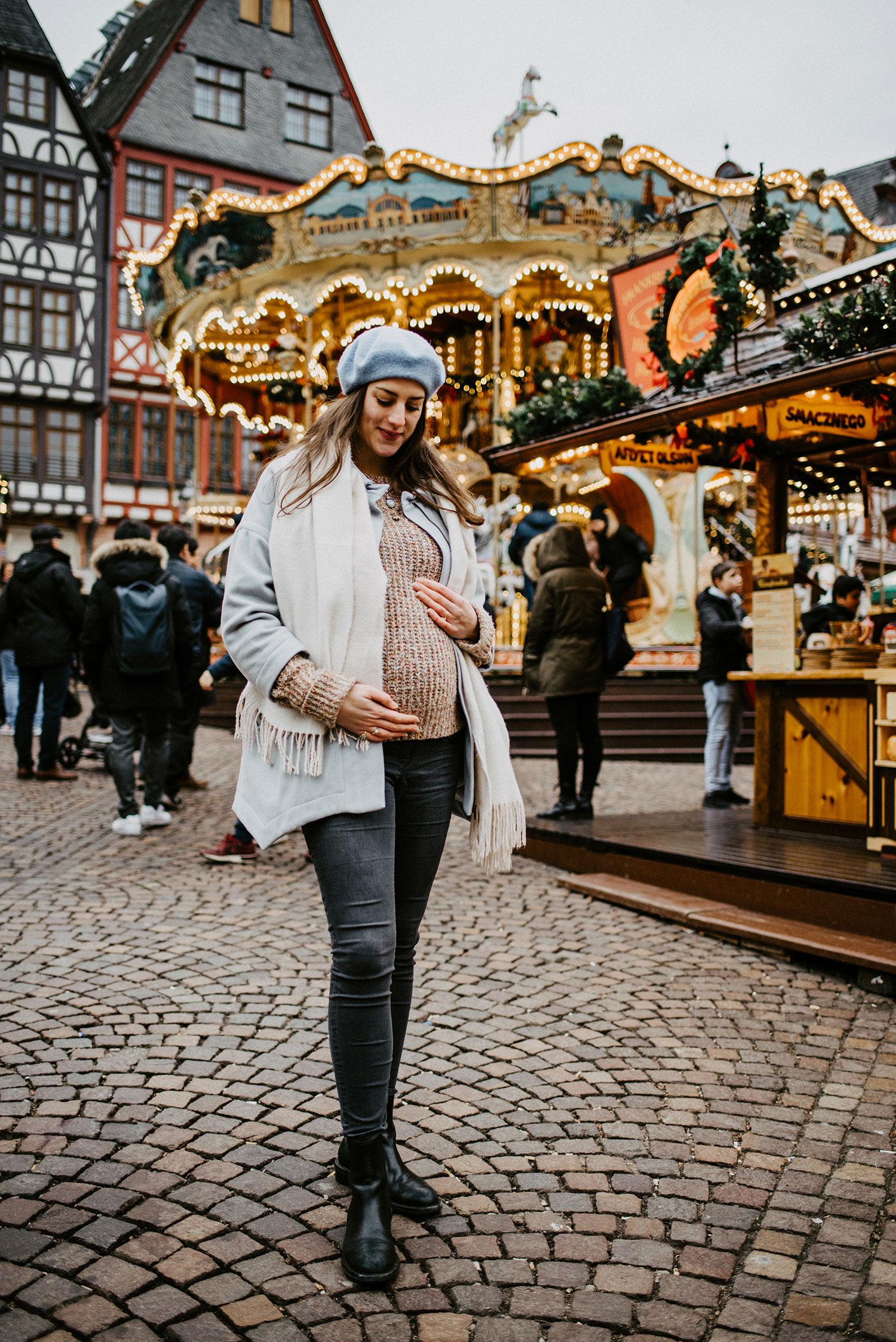 Lea Lou 30 weeks pregnant