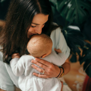 Happy mother's day – my first one