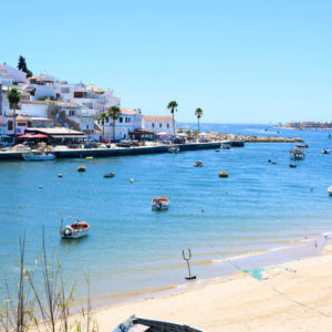 Ein Lebenszeichen aus dem Babyalltag: unser Sommerurlaub an der Algarve in Portugal
