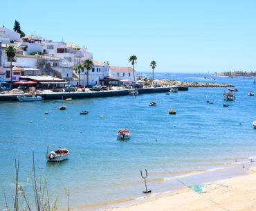 Sommerurlaub Algarve – Ferragudo