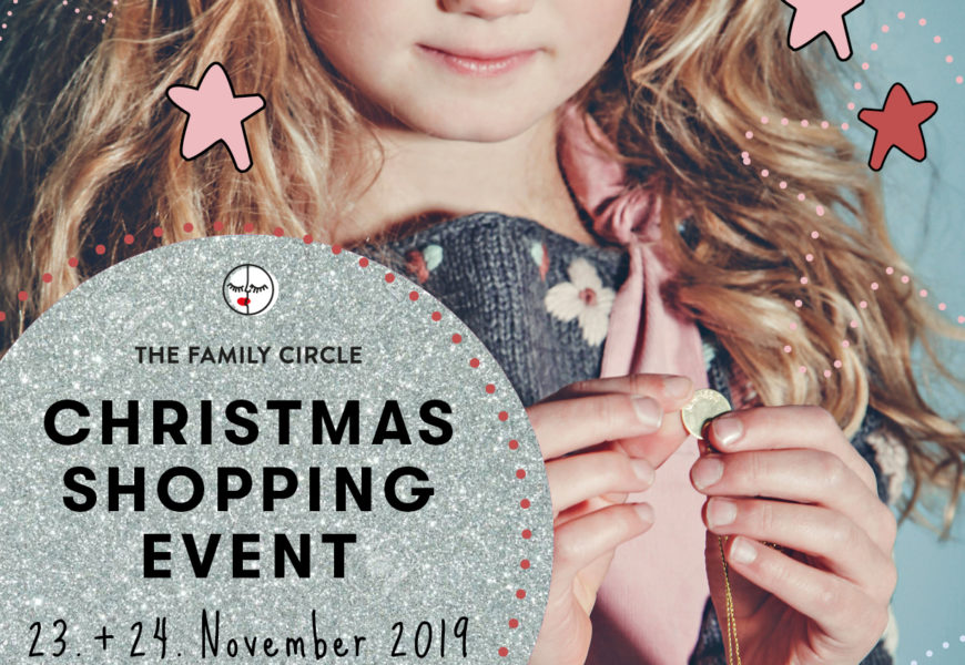 The Family Circle goes Christmas – and you can be part of it!