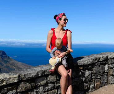 Reisen mit Baby: Elternzeit-Update – Hallo aus Kapstadt!