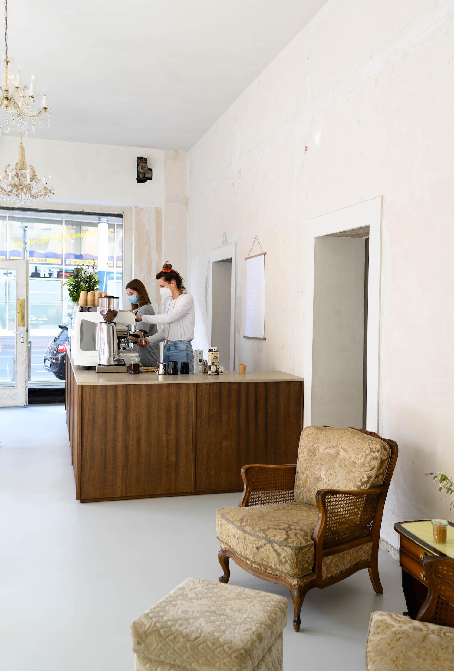Café Momi in Frankfurt